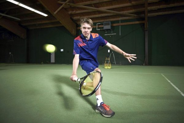 Badminton, Tennis, Squash - Sportland Coburg Bild