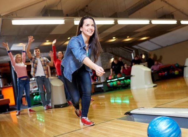Bowling im Sportland Coburg