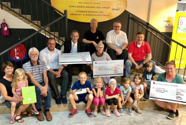 Kinder- und Familientag im Sportland 2019